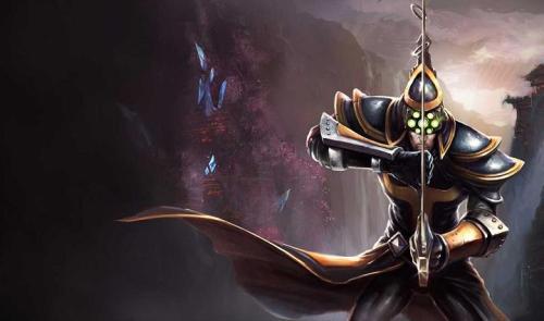 《英雄联盟LOL》最强偷塔英雄盘点――无极剑圣